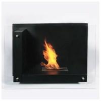 BioFlame Static Bio-Ethanol Tabletop Fireplace - Walmart.com