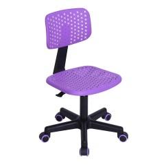 Dorm Room Chair Pink Task Homycasa 360 Swivel Office Computer Height Adjustable Pp Seat Purple Walmart Com