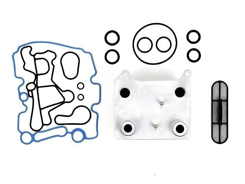 Sinister Diesel FD-OC-6.0 Engine Oil Cooler for 03-07 Ford