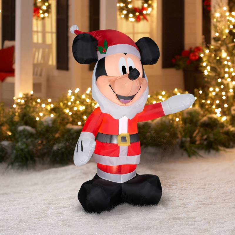 mickey mouse christmas decorations yard rainforest islands ferry