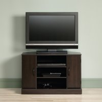 Sauder Beginnings Corner TV Stand - Walmart.com