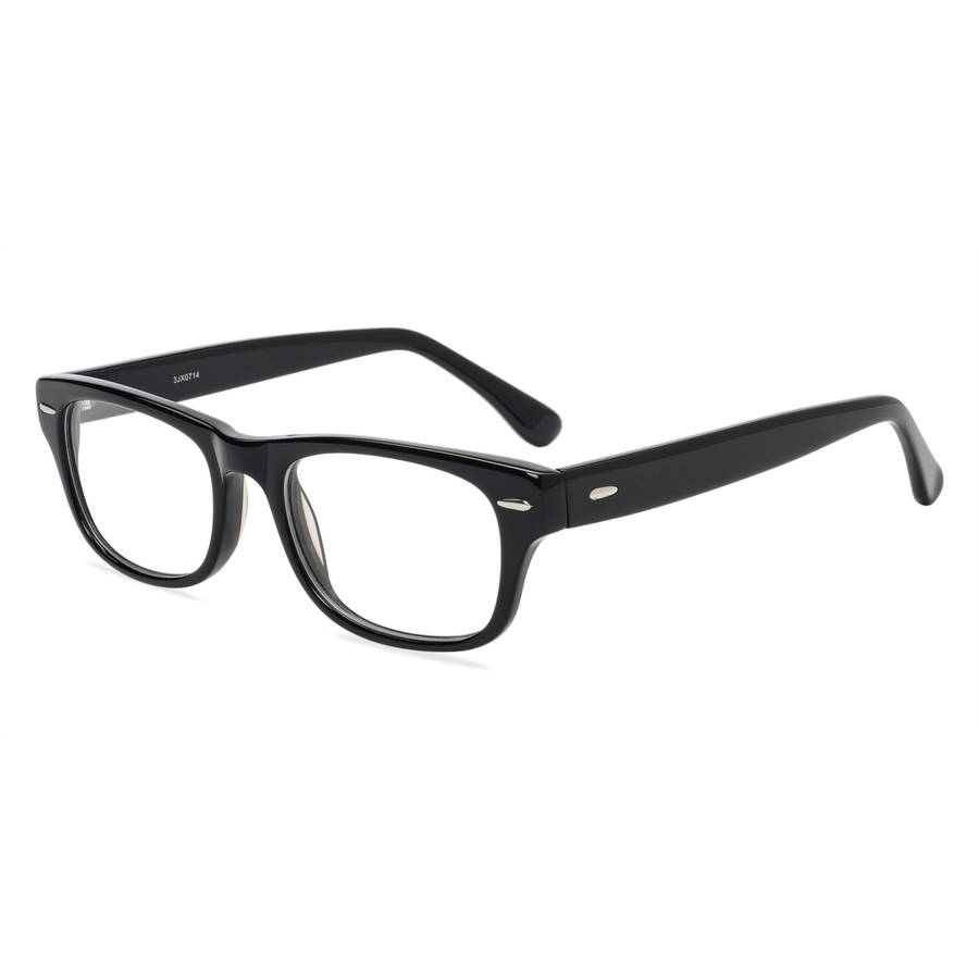 Contour Mens Prescription Glasses FM9196 Black - Walmart ...