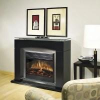 Dimplex Laguna Black Electric Fireplace