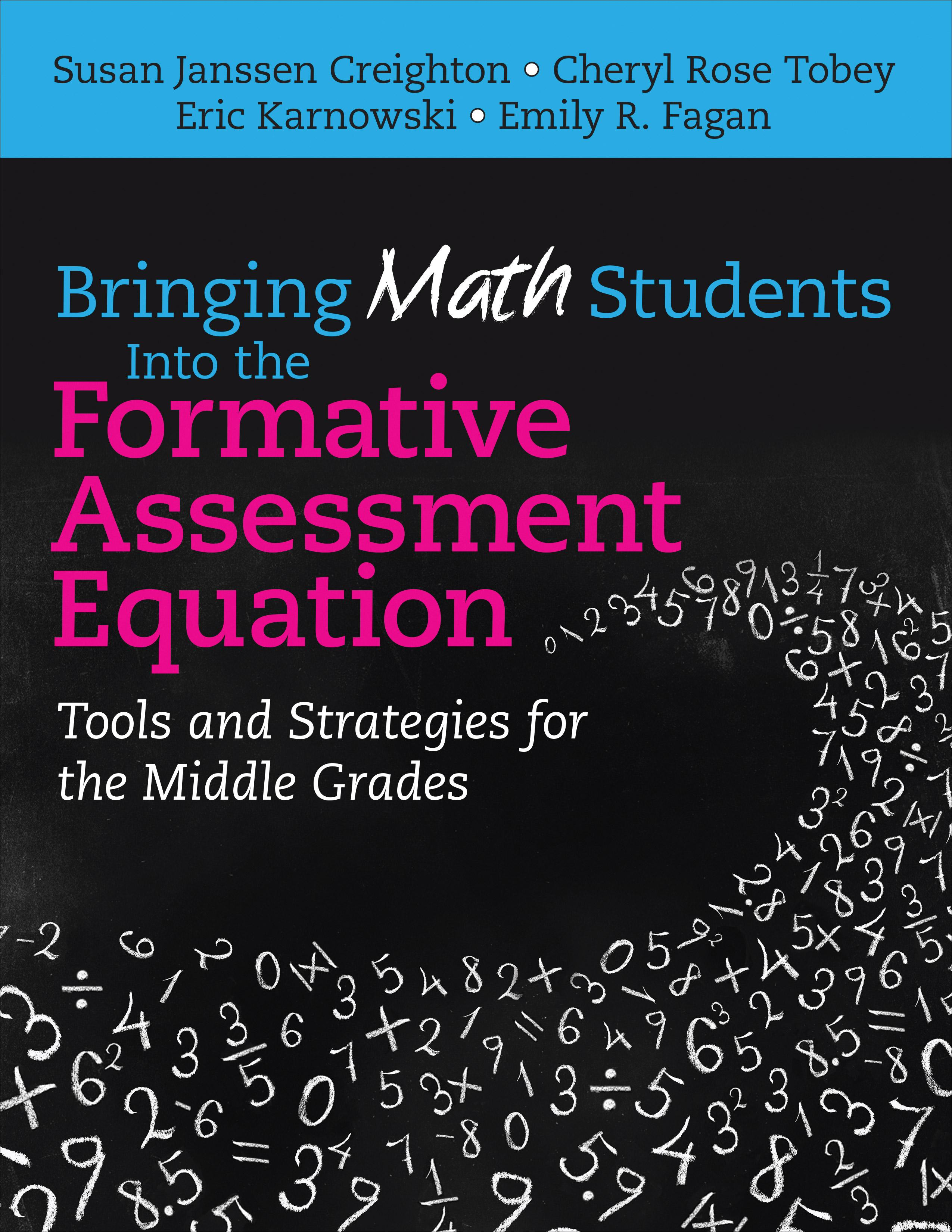 Bringing Math Students Into The Formative Assessment Equation : Tools And  Strategies For The Middle Grades - Walmart.com