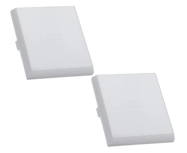 broan replacement light lens cover for bathroom fans s97011813 2 pack
