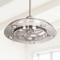 "24"" Possini Euro Design Modern Ceiling Fan with Light LED ..."