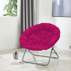 Adult Saucer Chair Swivel Glider Rocking Upc 784857676297 Urban Shop Oversized Pink Product Image For Upcitemdb