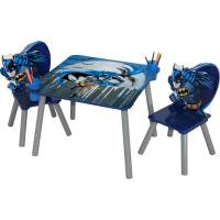 O'Kids Batman Table and Chair Set - Walmart.com