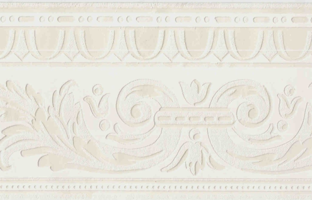 Architectural Paintable Wallpaper Border  Walmartcom