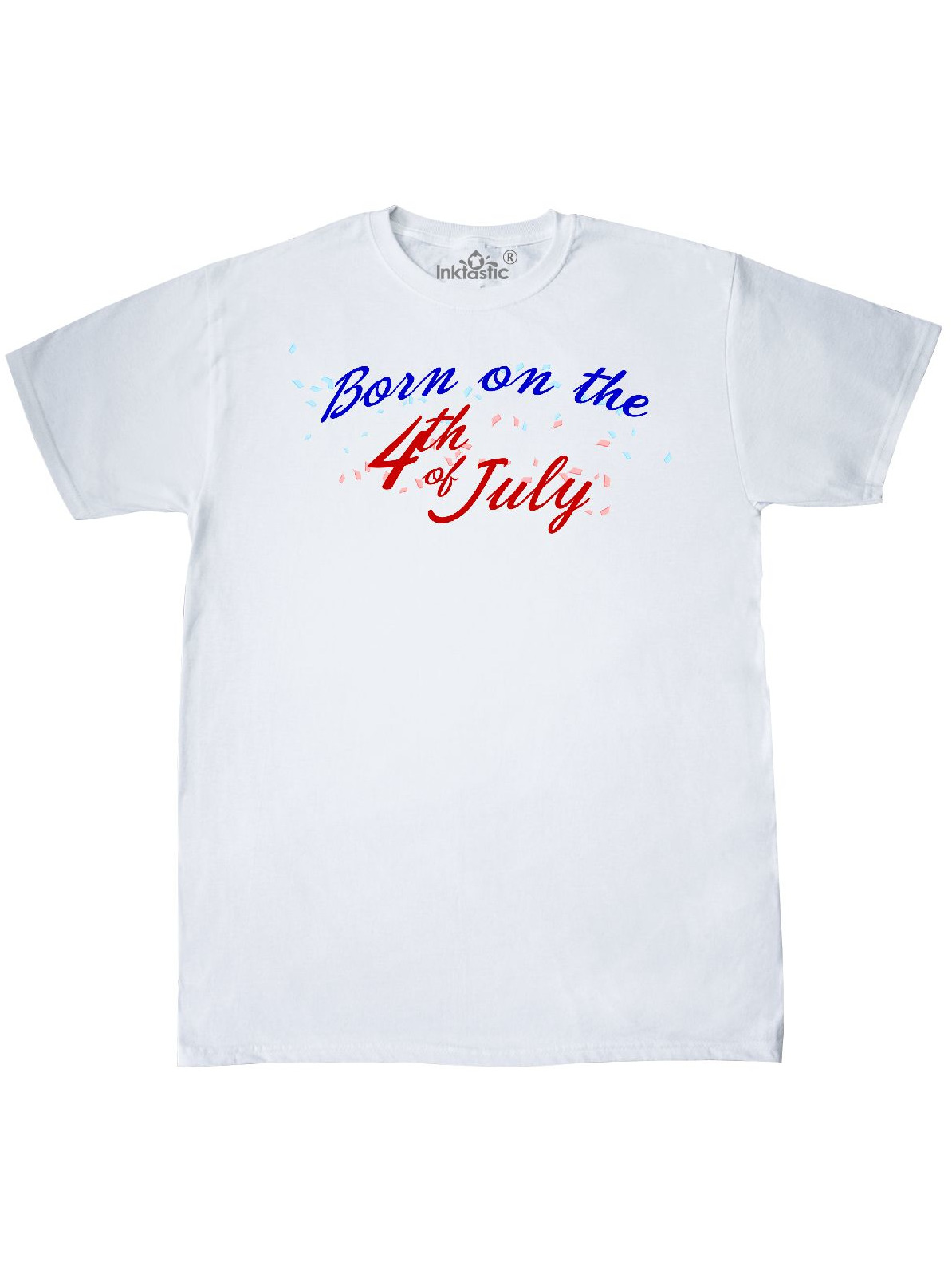 Fourth Of July Shirts Walmart : fourth, shirts, walmart, INKtastic, T-Shirt, Walmart.com