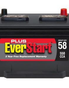 also everstart plus lead acid automotive battery group walmart rh