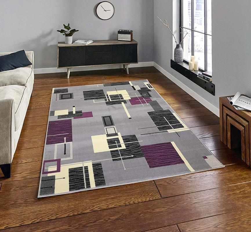 Pyramid Decor Area Rugs for Living room Area Rugs ...