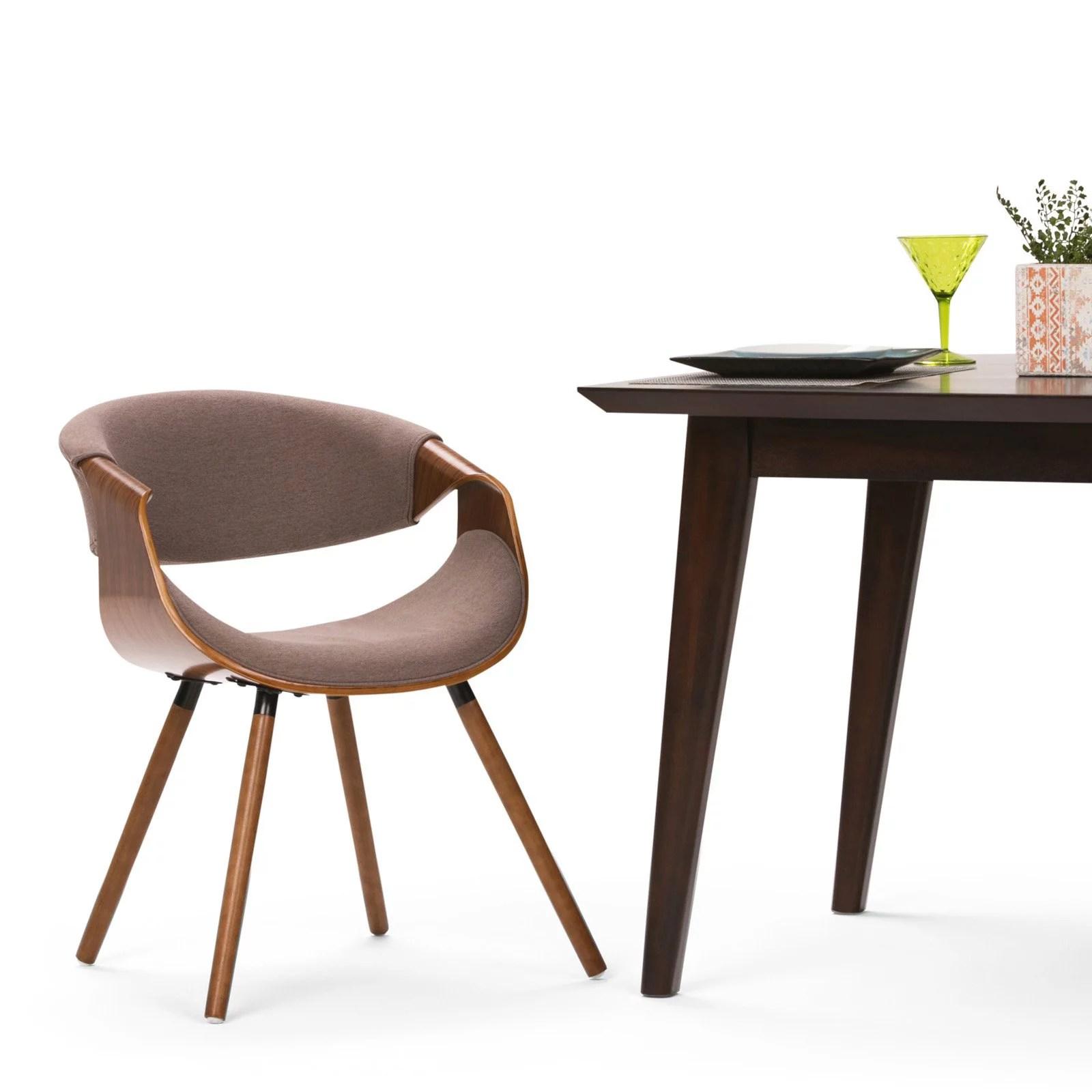 bentwood dining chair stool cushions simpli home wayland walmart com