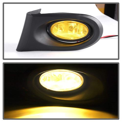 small resolution of fog lights for acura rsx 2002 2003 2004 fog lights real glass yellow lens with bulbs wiring harness 1 year warranty walmart com