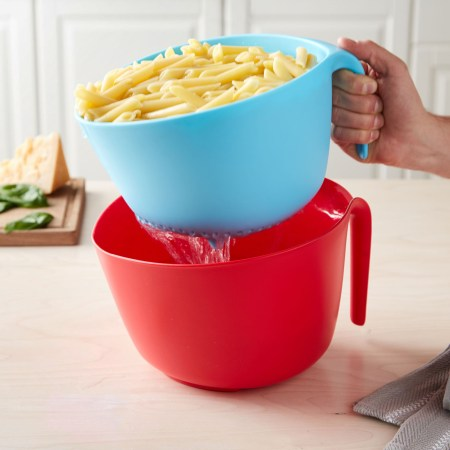 Image result for Rinse bowl and strainer mnc shop