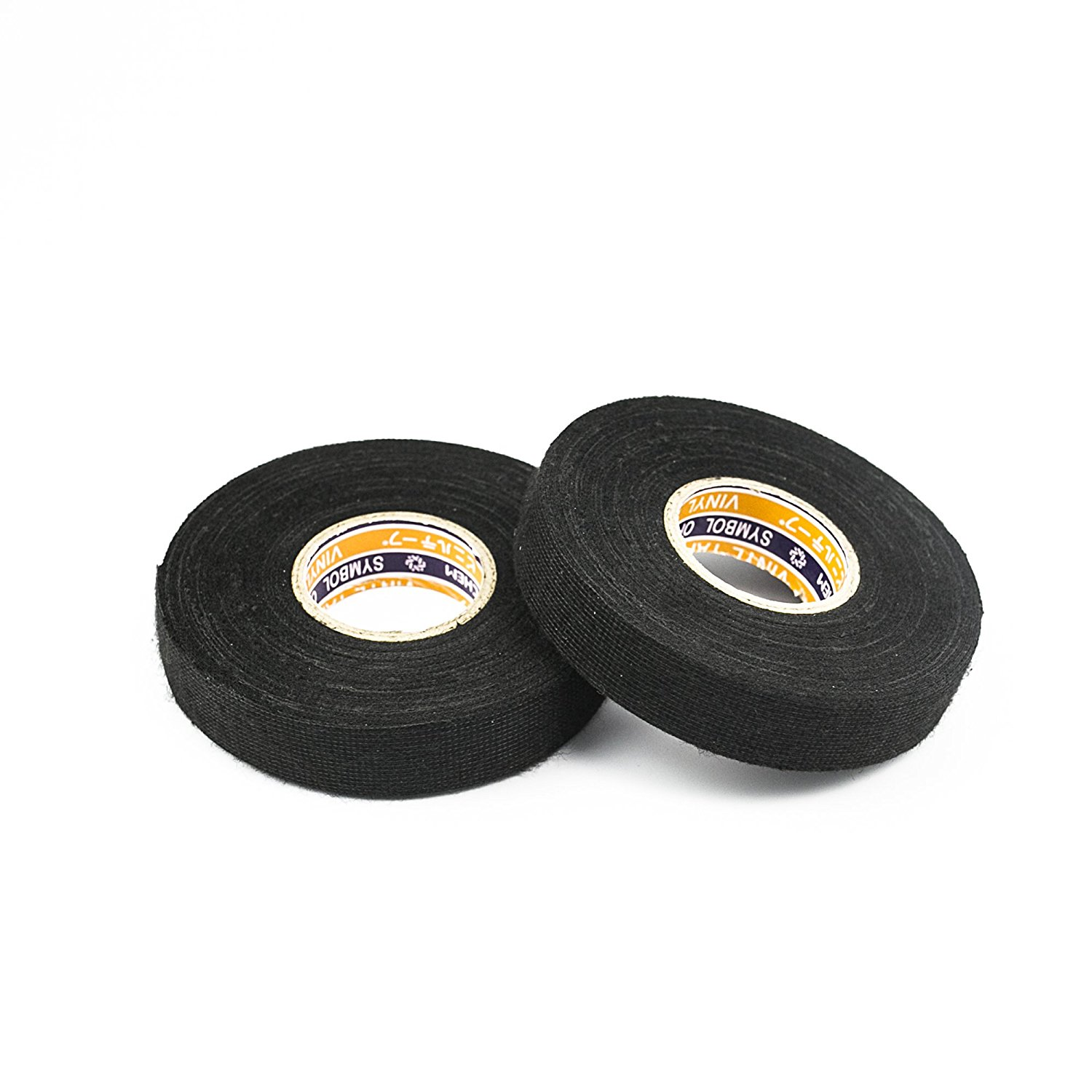 hight resolution of black fuzzy fleece interior wire loom harness tape car wire harness tape for vw audi mercedes bmw 19 mm x 15 metersset of walmart com