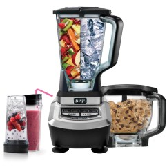 Nija Kitchen Vent Hood Ninja Supra Blender System With Food Processor Walmart Com