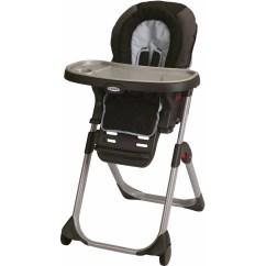 Graco High Chair 4 In 1 Swivel Dinette Sets Duodiner 3 Convertible Luke Walmart Com