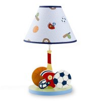 Super Sports Lamp With Shade - Walmart.com