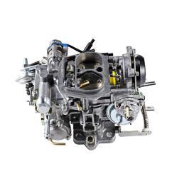 replacement parts automatic choke alavente 21100 35463 carburetor carb for toyota pickup trucks 1988 1990 22r engine [ 1000 x 1000 Pixel ]