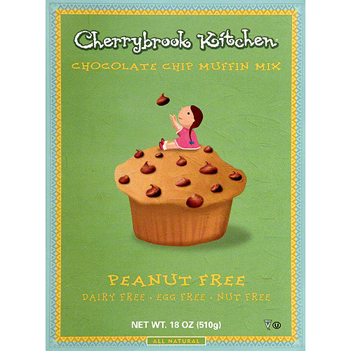 cherrybrook kitchen designs pictures chocolate chip muffin mix 18 oz pack of 6