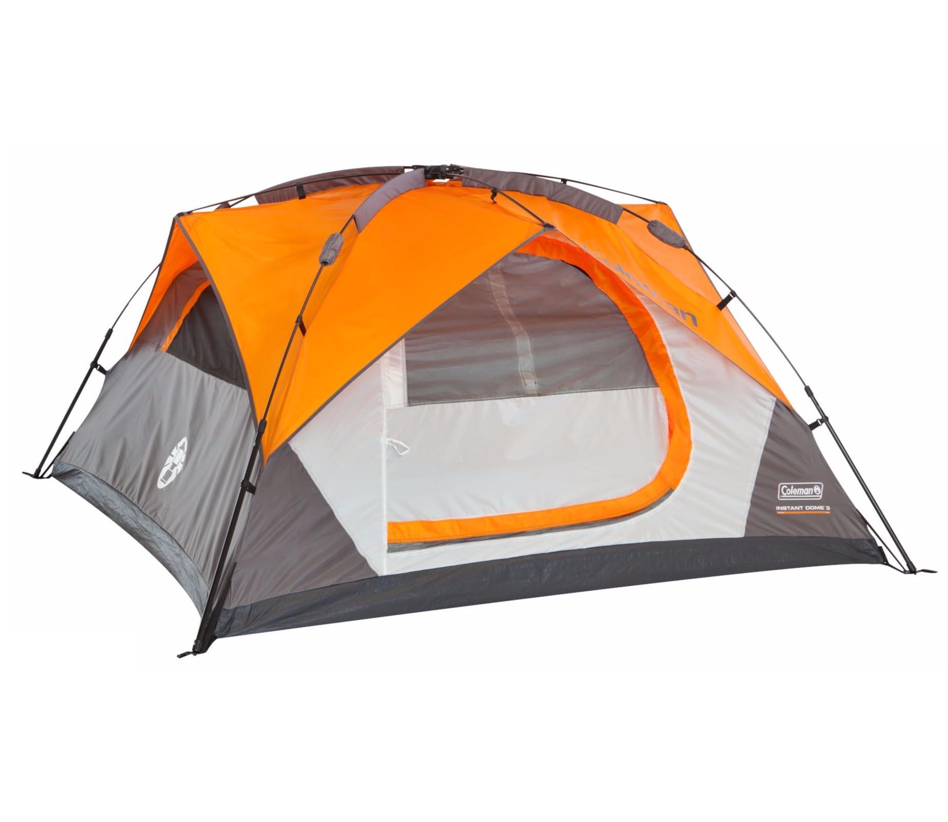 Coleman Signature Tent & Max Cabin Set Video Doovi