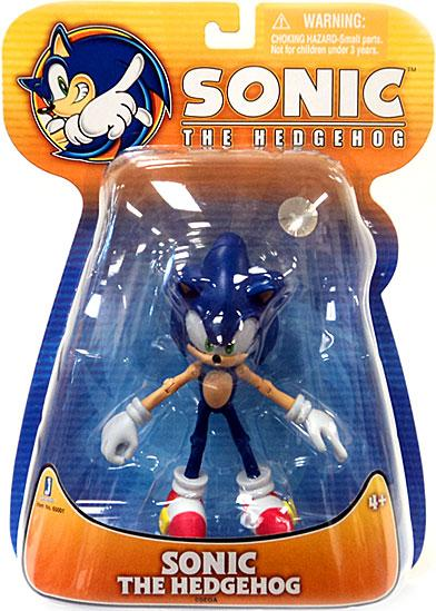 Sonic The Hedgehog Action Figure Walmart