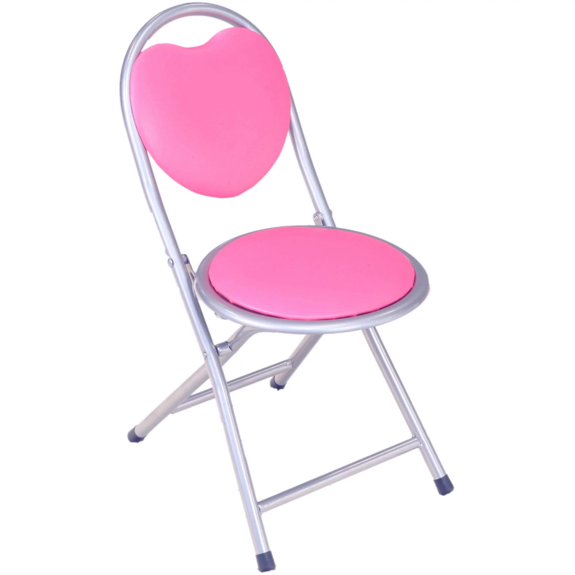 Cute Folding Chairs Home Craft Kid S Metal Folding Chair Multiple Colors