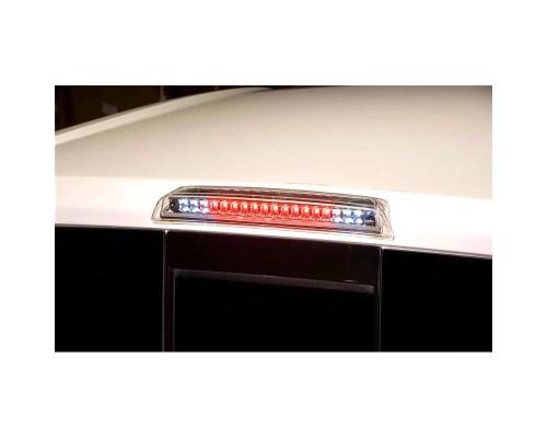 small resolution of putco 900245 third brake light for nissan titan clear lens walmart com