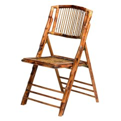 Bamboo Folding Chair Tall Bar Table And Chairs Commercial Seating Products American Classic Walmart Com