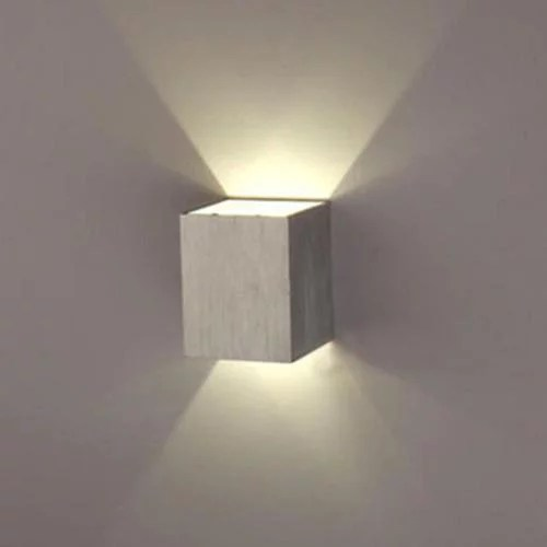 wall fixtures for living room light color paint agptek indoor energy saving led soft lamp hallway walkway bedroom hall porch white walmart com