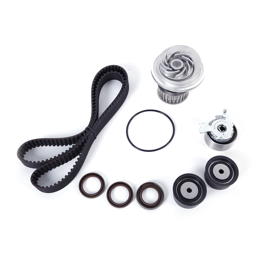ktaxon timing belt water pump kit fits 99 08 suzuki forenza 2 0l dohc x20se a20dms [ 1000 x 1000 Pixel ]