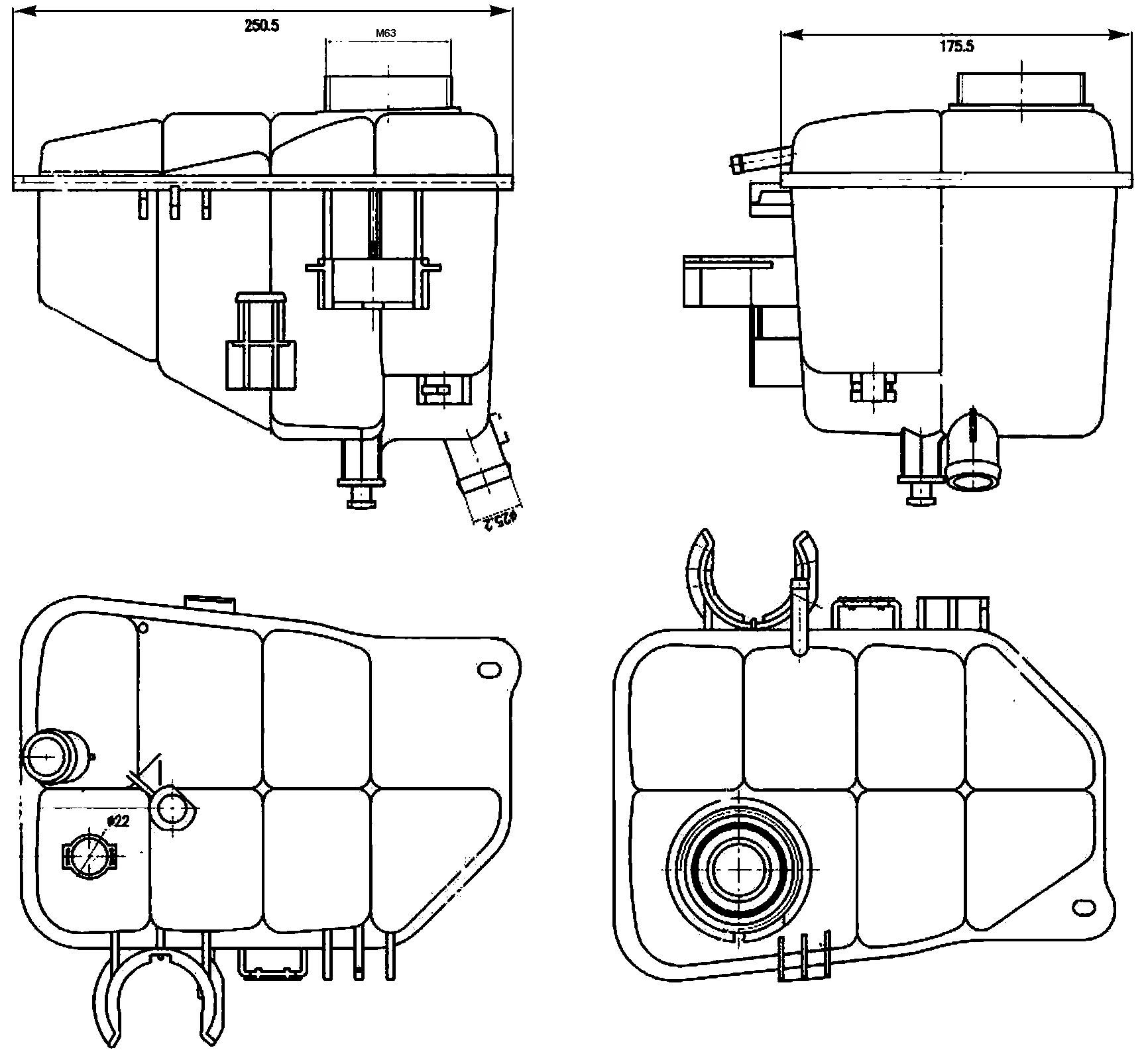 medium resolution of bmw engine cooling diagram