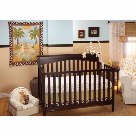 Image Of Lion King Baby Bedding