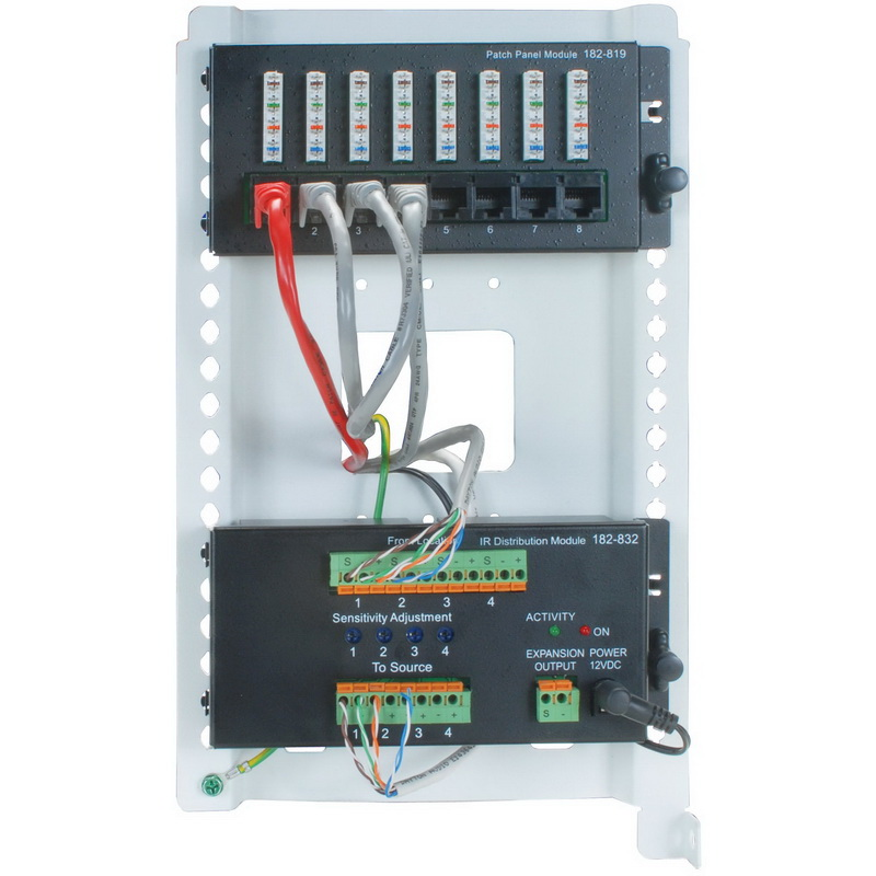 Wired Home Whec11 11quot Structured Wiring Enclosure With Cover
