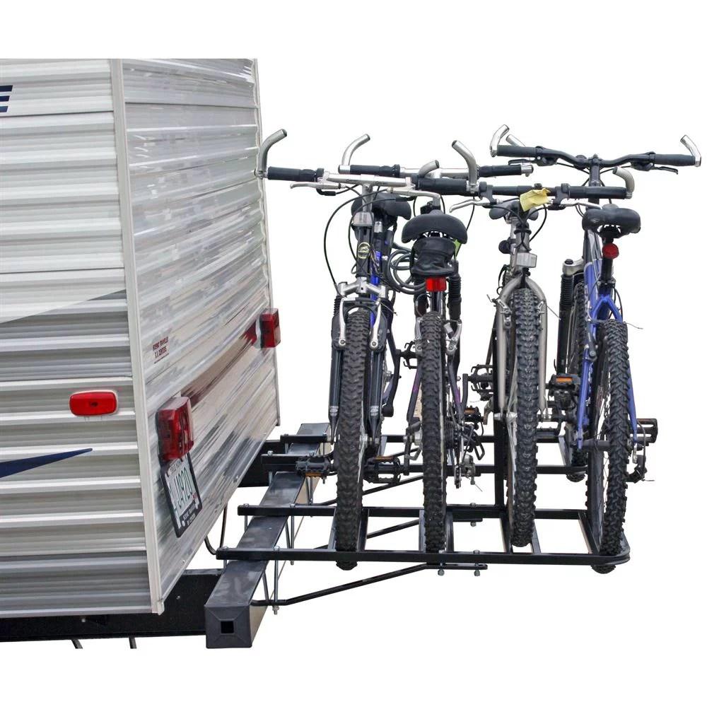 Bike Rack For Pop Up Camper Spare Tire