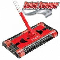 swivel cordless floor and carpet sweeper - Walmart.com