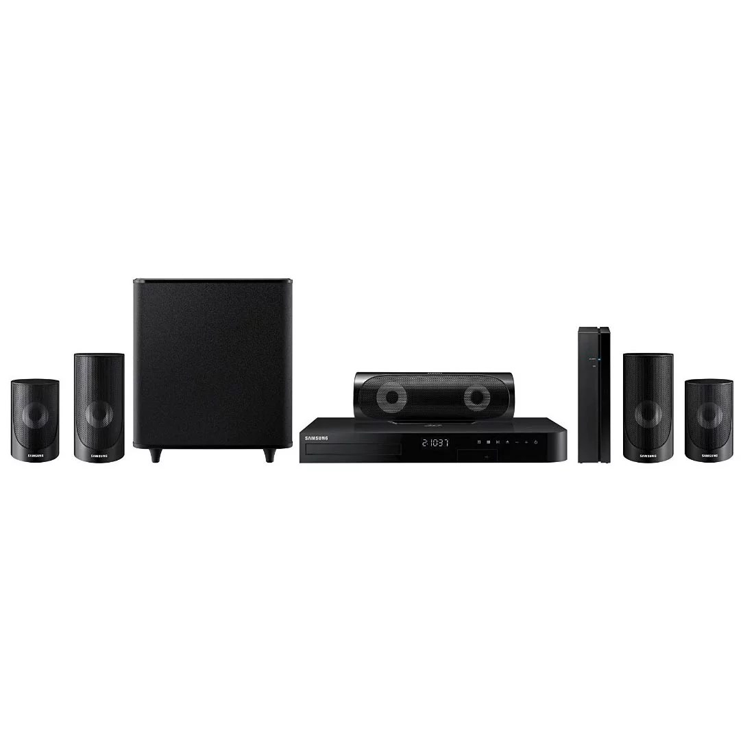 hight resolution of samsung 5 1 channel 1000w home theater system blu ray dvd player wi fi streaming ht j5500w walmart com
