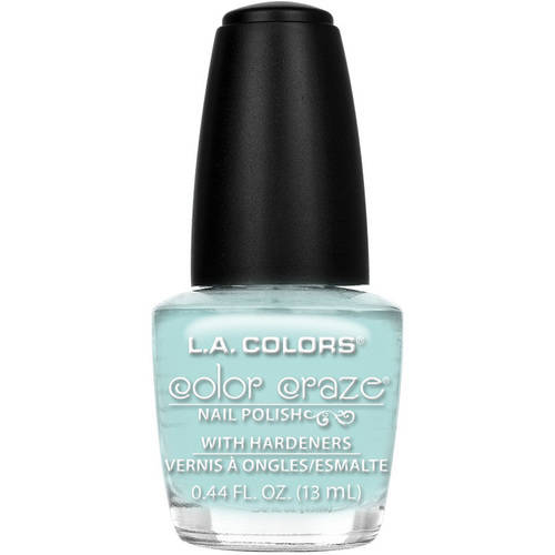 l. colors color craze nail polish