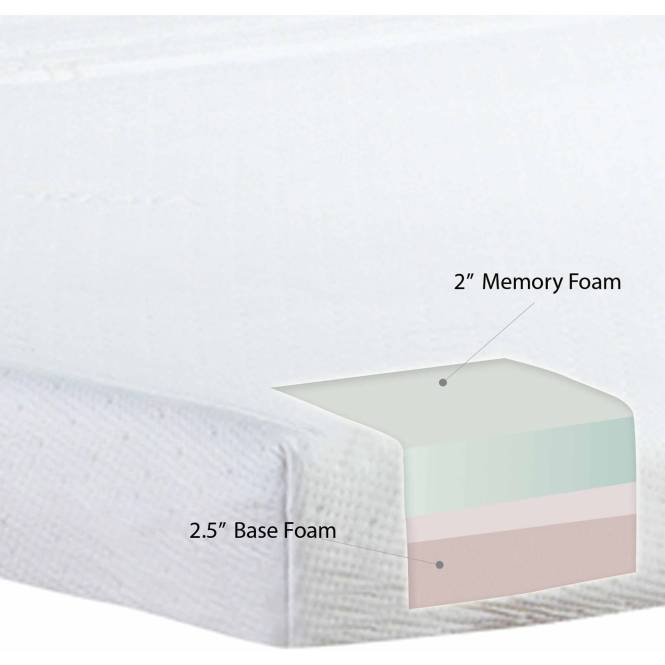 Modern Sleep Memory Foam 4 5 Sofa Bed Mattress Multiple Sizes