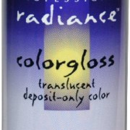clairol radiance colorgloss semi permanent hair color 1a black 2 oz pack of 2 walmart