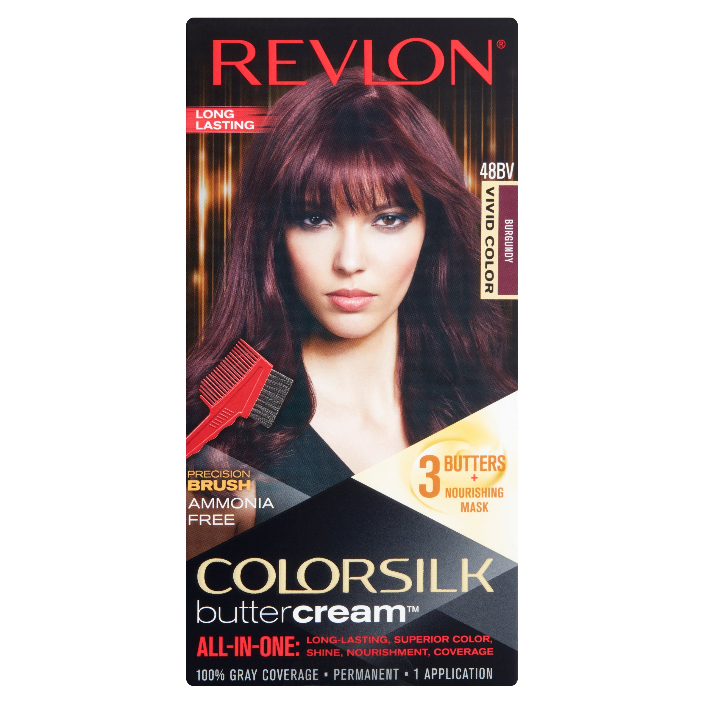 revlon colorsilk buttercream 48bv