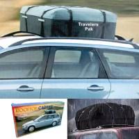 Car Van Suv Roof Top Cargo Rack Carrier Weather Resistant ...