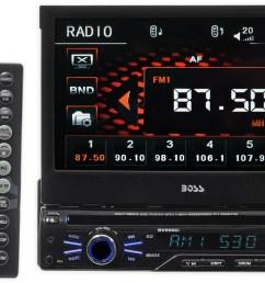 boss bv9965i single din 7 in dash monitor dvd cd am fm receiver boom audio 69200106 harness wire harness boss audio bv9965i [ 1700 x 1100 Pixel ]