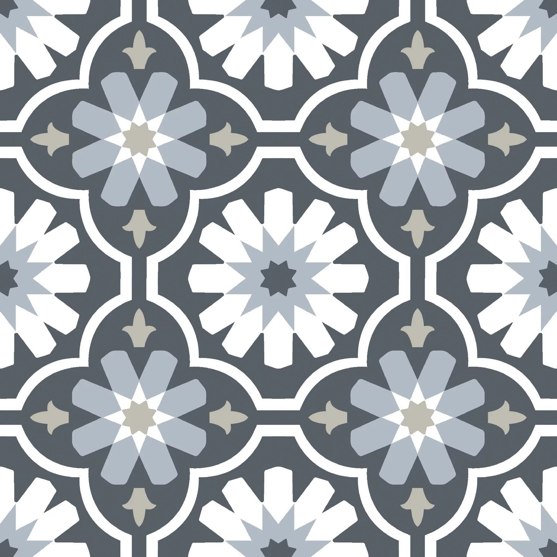 floorpops sevilla 12 in x 12 in peel and stick virgin vinyl floor tiles 10 pack