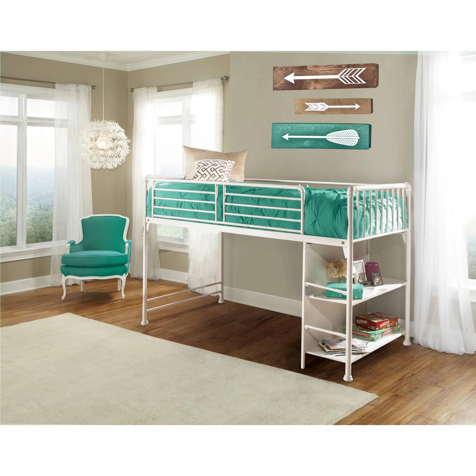 Hillsdale Furniture Brandi Junior Loft Bed  Walmartcom