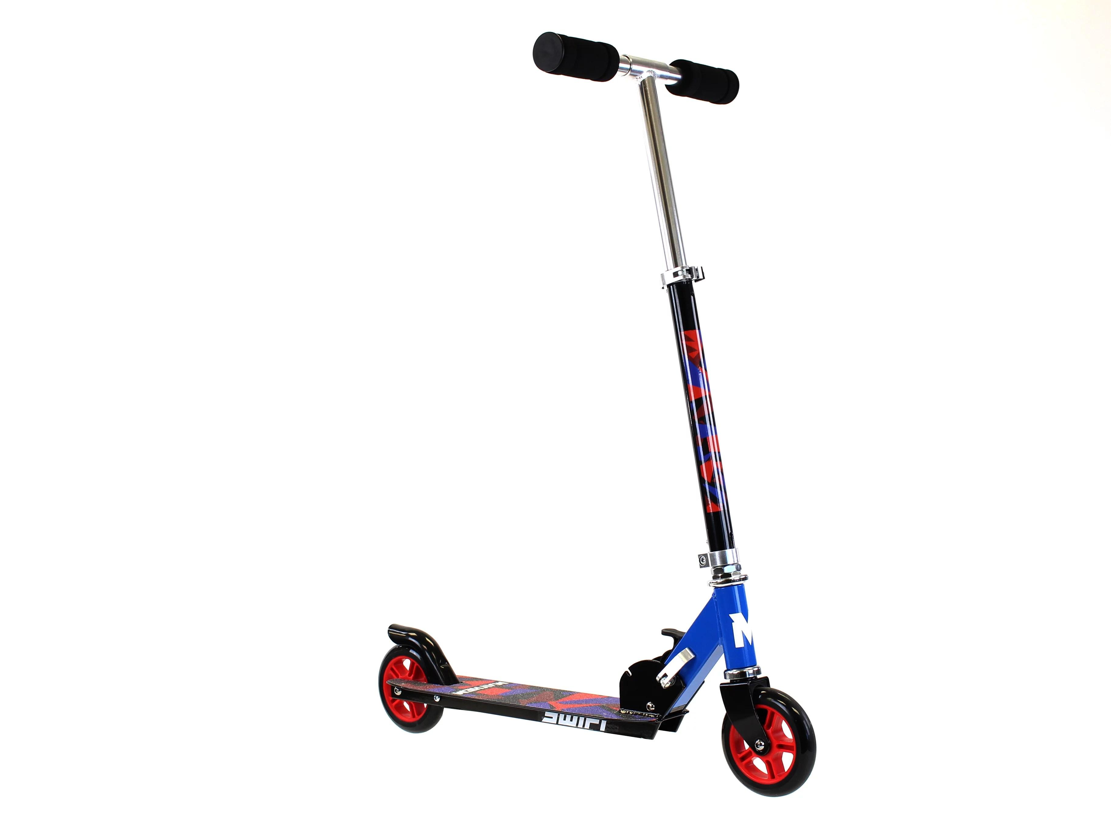 Swift Mayhem Kids Kick Scooter With Adjustable Handlebar