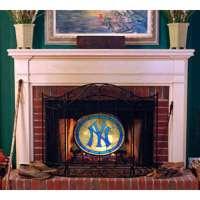 New York Yankees Fireplace Screen - Walmart.com
