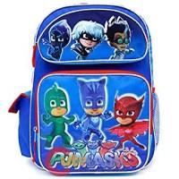 Backpack - PJ Masks - Catboy, Owlette Gekko Blue School ...