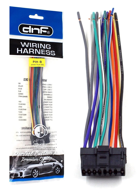 medium resolution of pioneer wiring harness